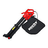 Outdoor Garden Leaf Blower & Vacuum - Powerful 2800 Watt