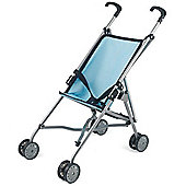 Dolls World Stroller Blue