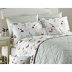 Dreams n Drapes Country Journal Housewife Pillowcase - Pair