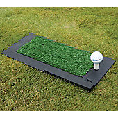 Golf Locker Tee And Turf Driving Mat