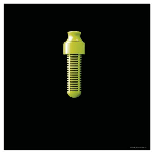 Bobble Water Bottle Replacement Filter, Lime