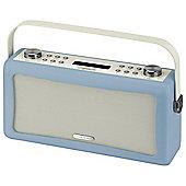 ViewQuest Hepburn DAB/DAB+/FM Radio with Bluetooth (Blue)
