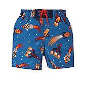 Motjhercare Rocket Swim Shorts - Multi