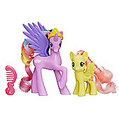 My Little Pony Cutie Mark Magic Two Pack - Princess Sterling and Fluttershy