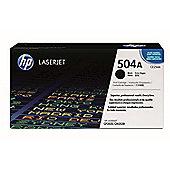 Hp Suppl Toner Hp Color Laserjet Ce250A Black Print Cartridge With Colorsphere Toner (up To 5000 Pages)
