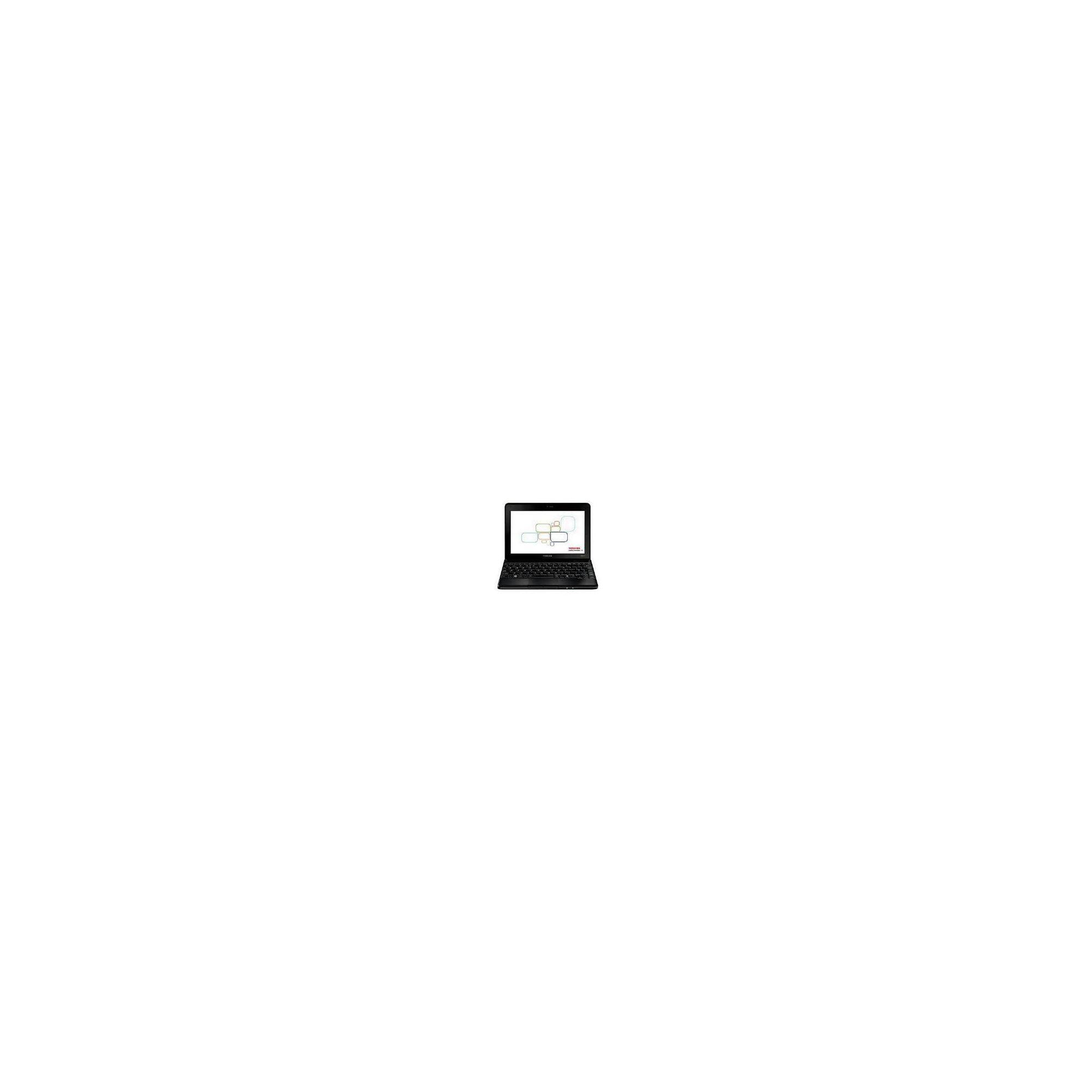 Toshiba NB510-11J (10.1 inch) Netbook PC Intel Atom (N2600) at Tesco Direct