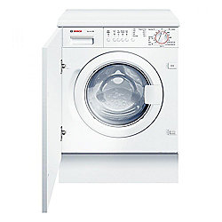 Bosch WIS24141GB Washing Machine with 7KG Load 1200rpm Spin A+ Energy Rating in White