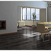 Westco 8mm V-Groove Nostalgie Teak Graphite Laminate Flooring