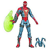 "The Amazing Spiderman 3.75"" Figure Night Mission Spiderman Web Line"