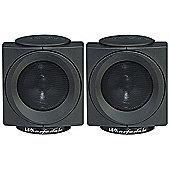 Wharfedale Modus Cube Surround Speakers Black (Pair)