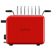 Kenwood kMix Toaster, Red