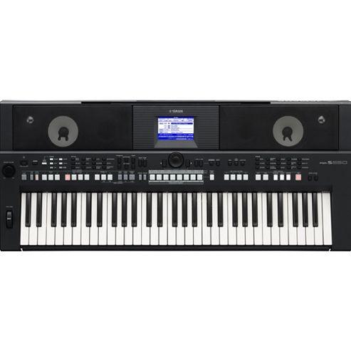 Yamaha PSRS650 Keyboard