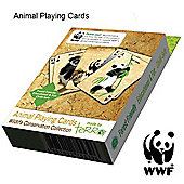 WWF Animal Playing Cards - Terra