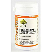 G & G Sublingual Xtra Protection Multivitamin & Mineral 50g Powder