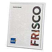 """Kenro Frisco White Photo Frame to hold a 8x6"""" photo."""