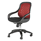 Alphason Croft Office Chair - Black