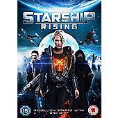 Starship Rising DVD