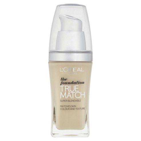 L'Oréal True Match Foundation N1 Ivory 30ml