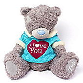 Me to you Tatty Teddy bear wearing I Love You Jersey Jumper