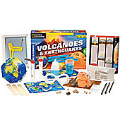 Thames and Kosmos Volcanoes And Earthquakes Set