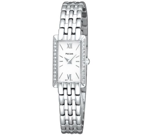Pulsar Ladies Bracelet Watch PEGF33X1