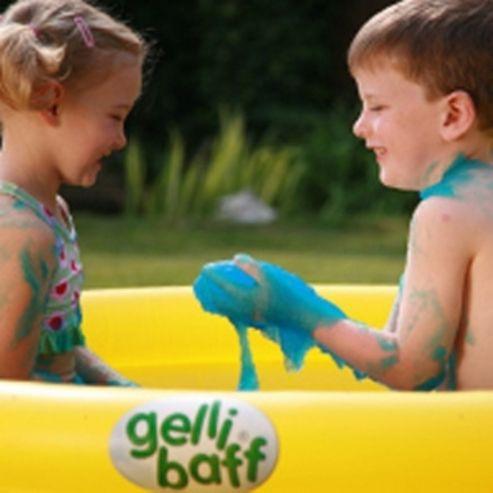 The In Thing Gelli Baff Fun Bath Goo