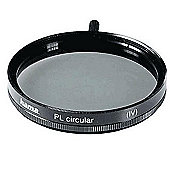 Hama Polarising Filter circular 67.0 mm coated Black
