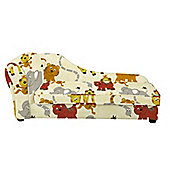 Children's Chaise Longue - Jungle Party
