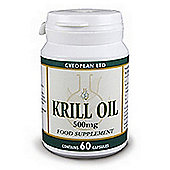 Cytoplan Krill Oil 60 Capsules