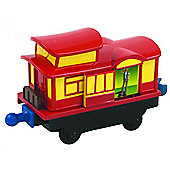 Chuggington - Eddies Carriage House - Die Cast Metal Engine - Learning Curve