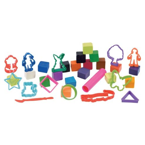 Plasticine Pots & Pieces Super Set
