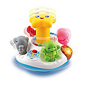 VTech Baby's Toy Spin and Discover Ocean Fun