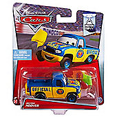 Disney Pixar Cars Diecast Dexter Hoover with Yellow