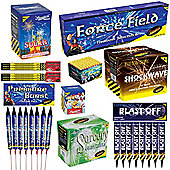 Bonfire Fireworks Kit 2015