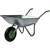 The Handy Galvanised Wheelbarrow