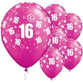 11` 16th Swirl Around Pearl Magenta (25pk)