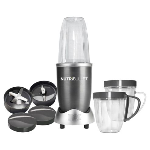 Buy NutriBullet 600 12 Piece Juicer Blender - Graphite Grey from our Nutribullet range - Tesco