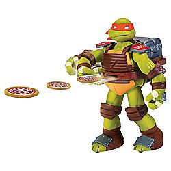 Teenage Mutant Ninja Turtles Flingers - Michelangelo