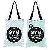 Gym & Tonic Gym Tote Bag