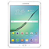 Samsung Galaxy Tab S2 SM-T715 (8 inch) Tablet Octa-Core 1.9GHz+1.3GHz 3GB 32GB WiFi LTE 4G Android 5.0.2 Lollipop (White)