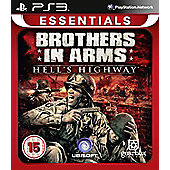 Brothers In Arms: Hells Highway (Essentials) - PS3