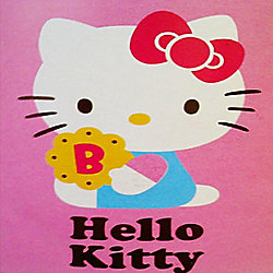 Hello Kitty Extra Large Fleece Blanket in Pink