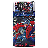 Spiderman Duvet Cover Set Single
