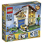 LEGO Creator Family House 31012