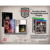 Sleeping Dogs Definitive Edition - Day 1 Edition Xbox One
