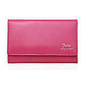Personalised Pink Name & Hearts Purse