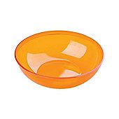 Orange Side Bowls - 400ml, Pack of 4