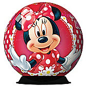 Minnie Mouse 3D Puzzle 72 Pieces