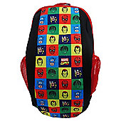 Black Marvel Urban Backpack