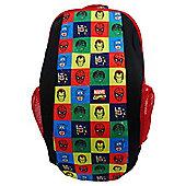 Black Marvel Urban Backpack